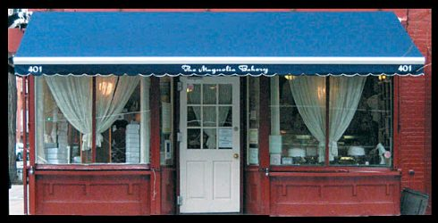 storefront @ the magnolia (photo: Cinzia Reale-Castello)