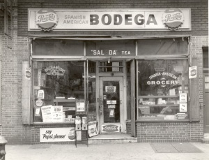 ye ole' bodega...they're around but you need to hunt them down.