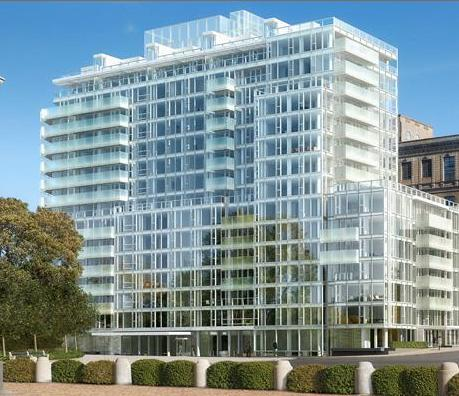 BUY ME;Richard Meier On Prospect Park