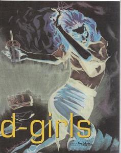 d-girls image by artist Tashina Suzuki